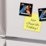 Atheist Magnets are here!